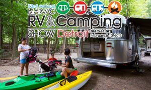 53rd Annual Detroit RV & Camping Show @ Suburban Collection Showplace  | Novi | Michigan | United States