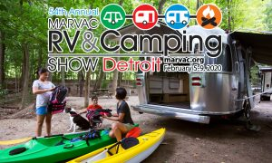 54th Annual Detroit RV & Camping Show @ Suburban Collection Showplace | Novi | Michigan | United States