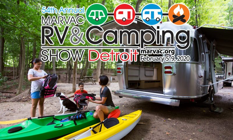 2020 Detroit RV & Camping Show
