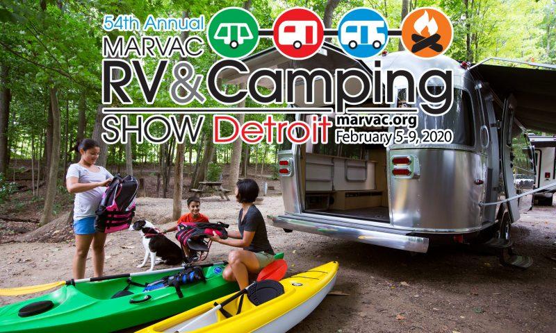 54th Annual RV & Camping Show