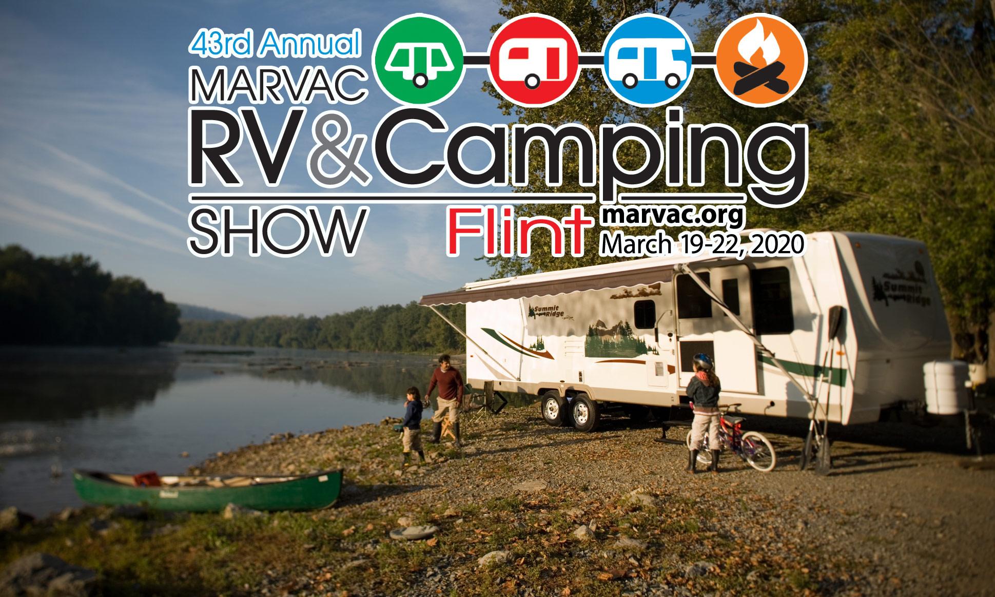 Events Calendar February 2020 Flint Mi The 43rd Annual Flint RV & Camping Show Show is March 19 22, 2020