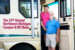 The 25th Annual Northwest Michigan Camper & RV Show @ Grand Traverse County Civic Center | Traverse City | Michigan | United States