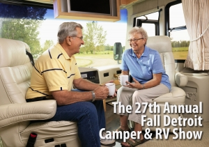 The 27th Annual Fall Detroit Camper & RV Show @ Suburban Collection Showplace  | Novi | Michigan | United States