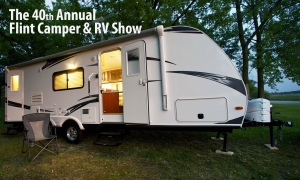 The 40th Annual Flint Camper & RV Show @ Dort Federal Credit Union Event Center | Flint | Michigan | United States