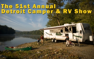 51st Annual Detroit Camper & RV sShow