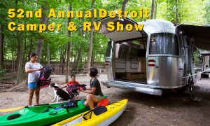 52nd Annual Detroit Camper & RV Show @ Suburban Collection Showplace  | Novi | Michigan | United States