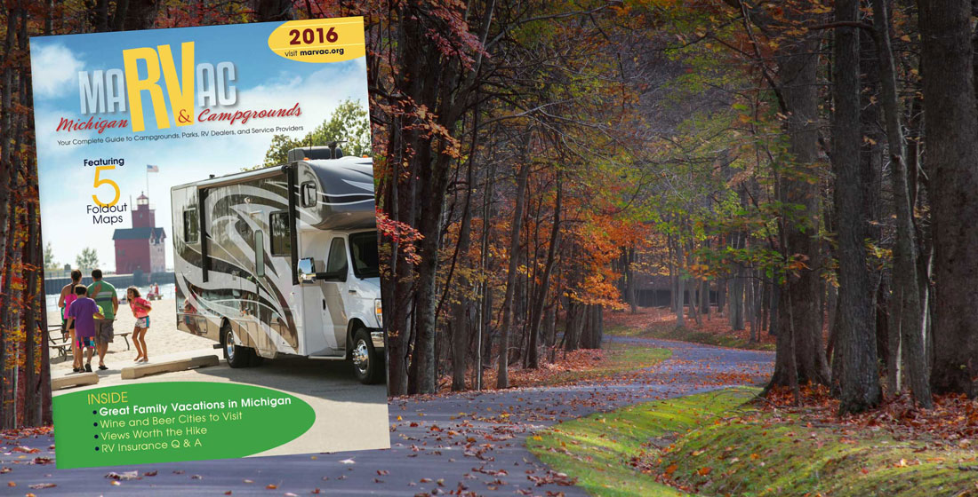 michigan campground directory