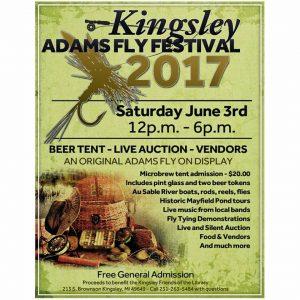 2017 Adams Fly Festival - Kingsley, MI @ Brownson Park | Kingsley | Michigan | United States