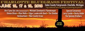 44th Annual Charlotte Bluegrass Festival @ Eaton County Fairgrounds | Charlotte | Michigan | United States