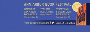 2016 Ann Arbor Book Festival @ Downtown Ann Arbor | Ann Arbor | Michigan | United States