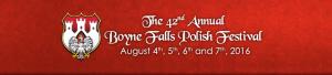 Annual Boyne Falls Polish Festival 2019 @ Downtown Boyne Falls (at the corner of Mill & Railroad St.) | Boyne Falls | Michigan | United States