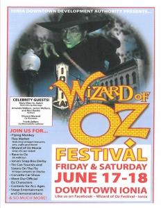 Wizard of Oz Festival - Ionia, MI @ Ionia | Michigan | United States