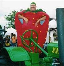 Belleville National Strawberry Festival @ Downtown Belleville & Various Locations | Belleville | Michigan | United States
