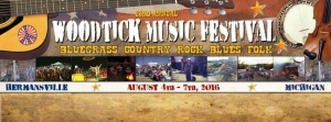 Woodtick Music Festival 2019 @ Between Hermansville and Powers | Hermansville | Michigan | United States