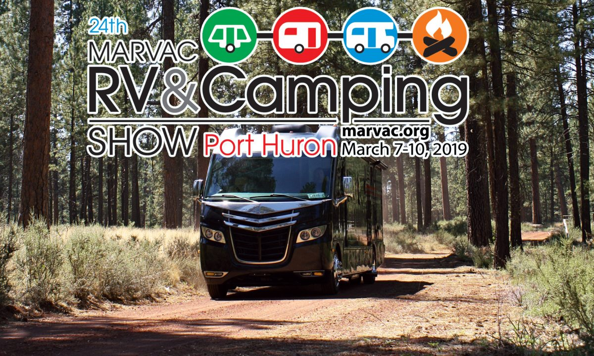 24th Port Huron RV & Camping Show