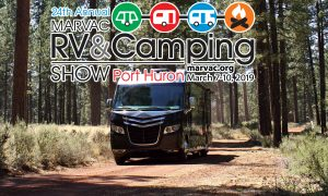 The 24th Port Huron RV & Camping Show @ Blue Water Convention Center | Port Huron | Michigan | United States