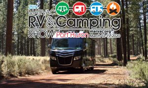 The 25th Port Huron RV & Camping Show @ Blue Water Convention Center | Port Huron | Michigan | United States