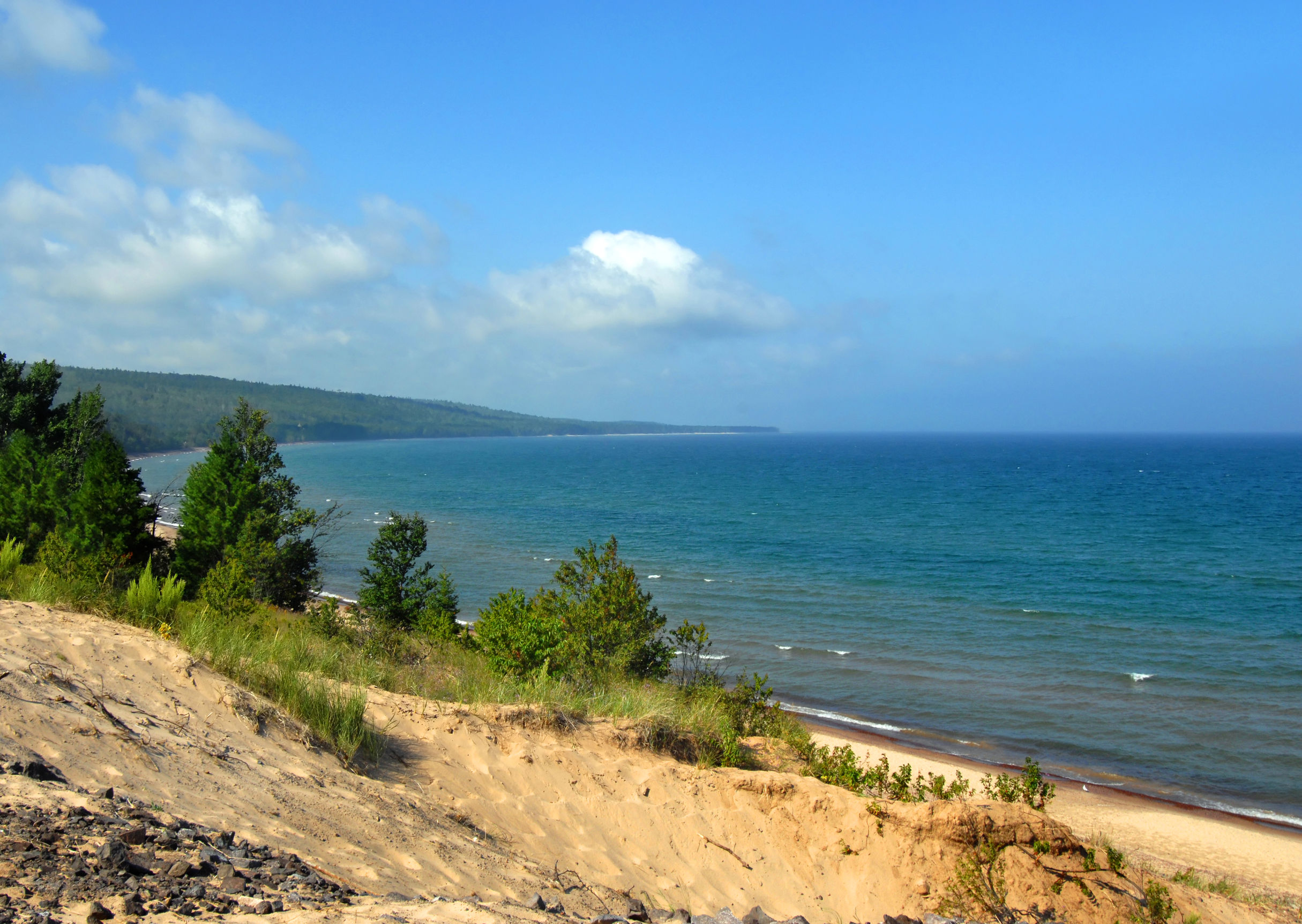 3 Road Tours to Reach a Great Lakes Beach in Michigan - MARVAC
