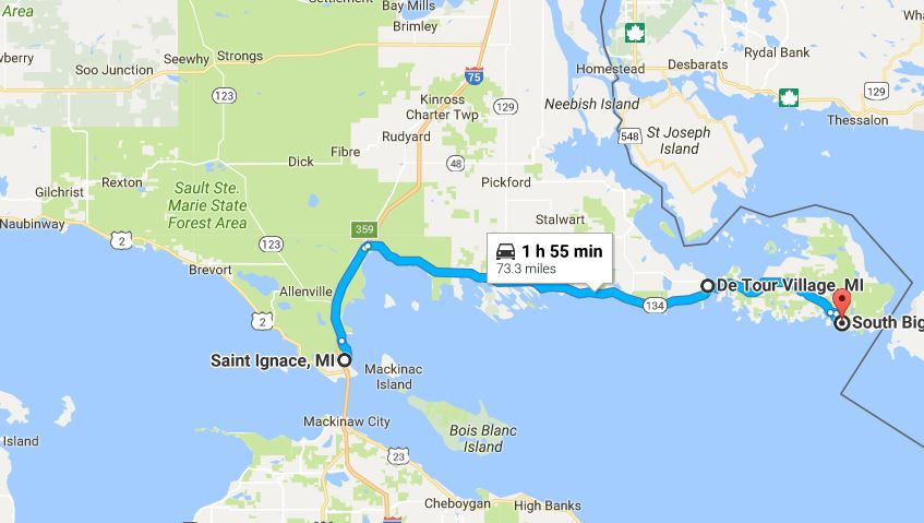 3 Road Tours to Reach a Great Lakes Beach in Michigan MARVAC