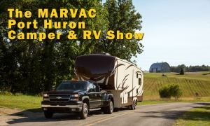The MARVAC Port Huron Camper & RV Show @ Blue Water Convention Center | Port Huron | Michigan | United States