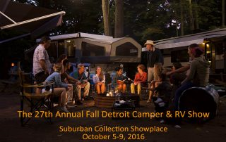 Detroit Fall Camper & RV Show