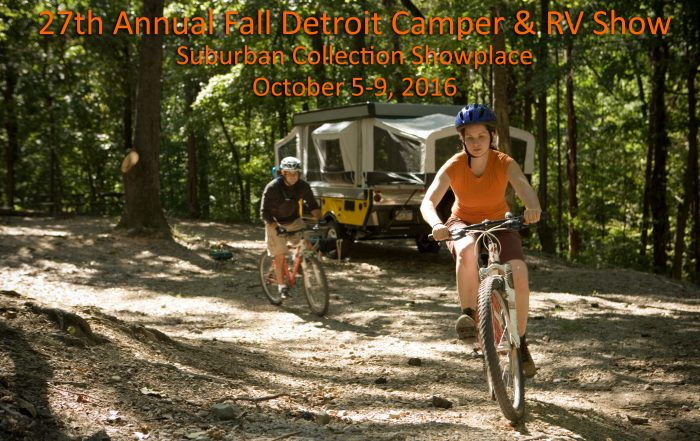 Fall Detroit Camper & RV Show