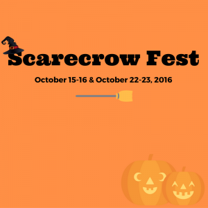 SCARECROW FEST @ Frankenmuth River Place Shops | Frankenmuth | Michigan | United States