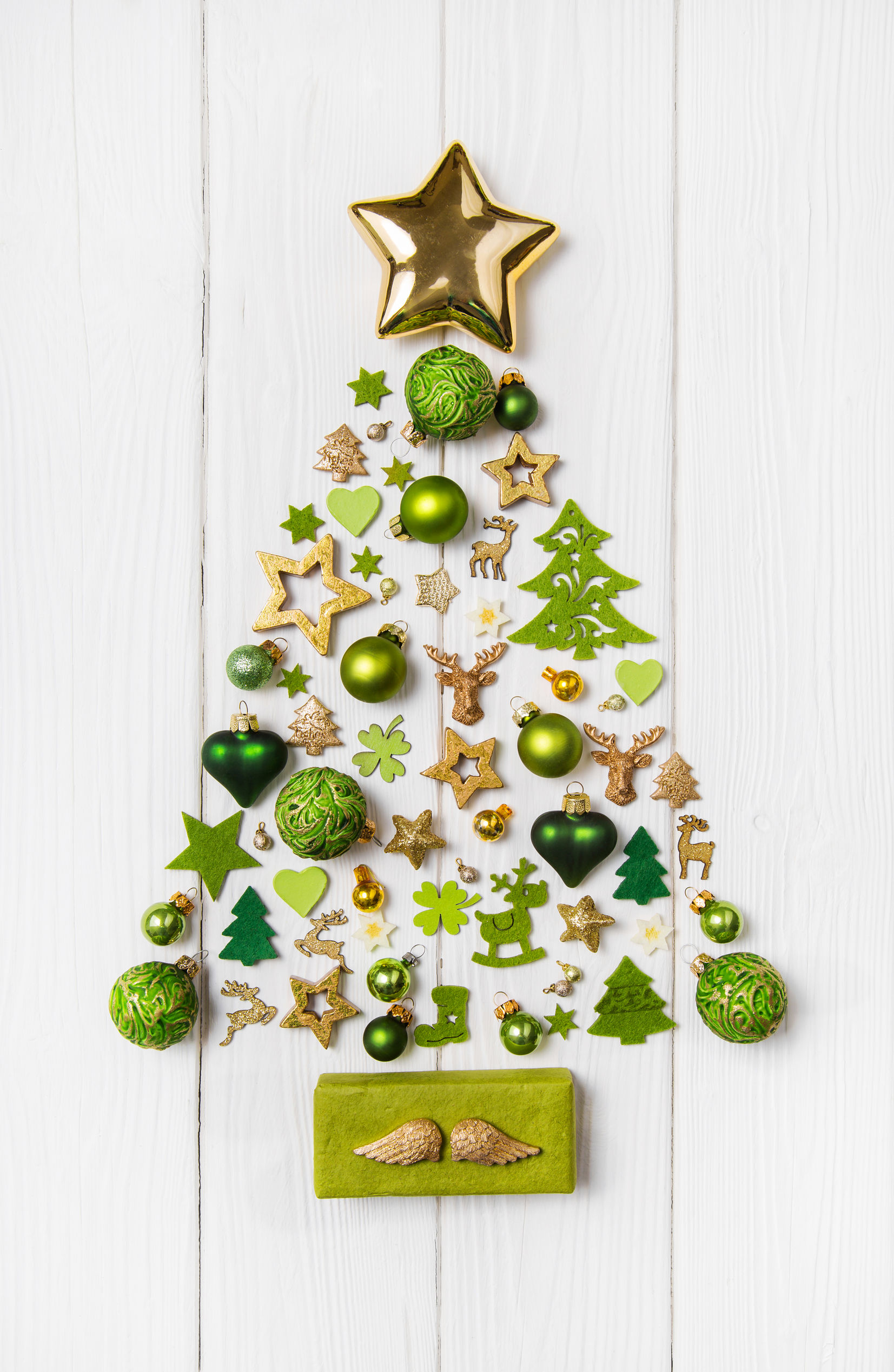 DIY Christmas Tree - MARVAC