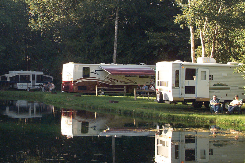 Nature Created Michigan For The Rv Traveler And Camper