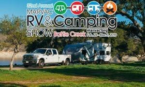 The 32nd Battle Creek RV & Camping Show @ Kellogg Arena | Battle Creek | Michigan | United States