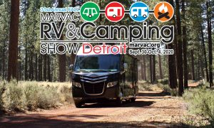 31st Annual Fall Detroit RV & Camping Show @ Suburban Collection Showplace | Novi | Michigan | United States
