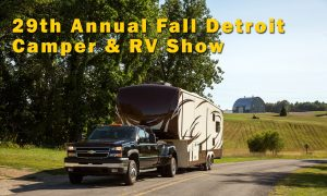 29th Annual Fall Detroit Camper & RV Show @ Suburban Collection Showplace  | Novi | Michigan | United States