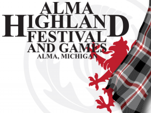 Alma Highland Festival @ Alma College | Alma | Michigan | United States