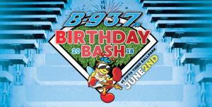 B-93.7's Birthday Bash @ Fifth Third Ballpark | Comstock Park | Michigan | United States