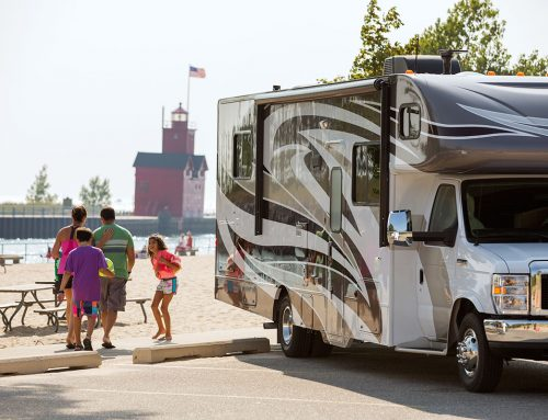 Families Benefit from RV Vacations