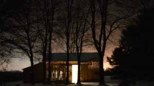 A Quiet Winter's Night: A Campfire under the Stars @ Chippewa Nature Center   Midland   Michigan   United States
