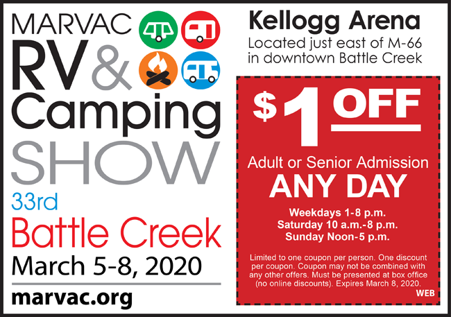 Battle Creek V & Camping Show