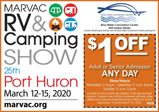 Port Huron RV & Camping Show