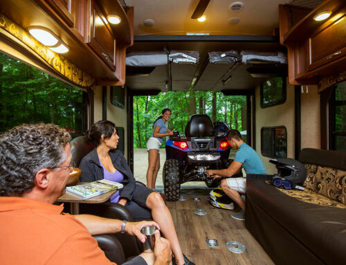 Expand Your Living Space by Converting an RV Garage